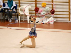 MSSM Rhythmic Gymnastics Competition