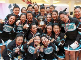 Cyrens wins CHEER title for a whopping seventh time