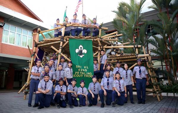 Annual Scouts Camp