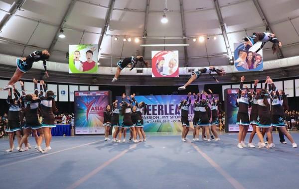 Asia Cheerleading Invitational Championships