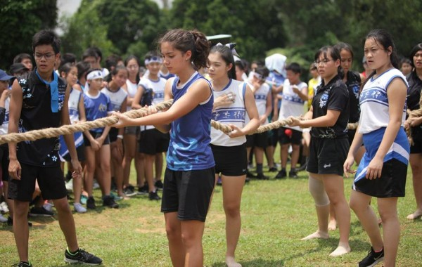 2018 Secondary Sports Day