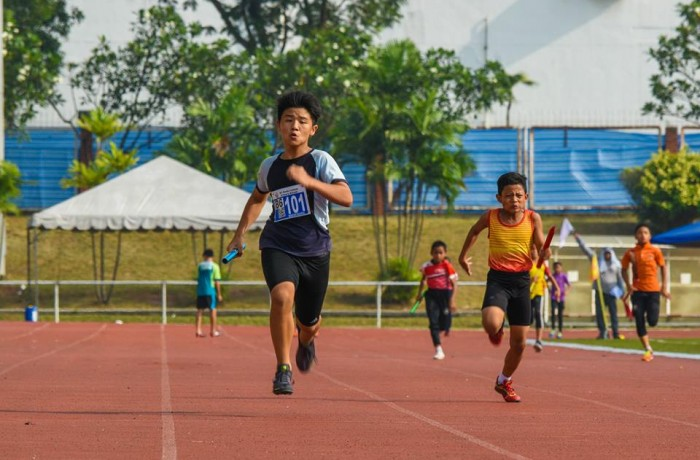 2018 Primary Sports Day