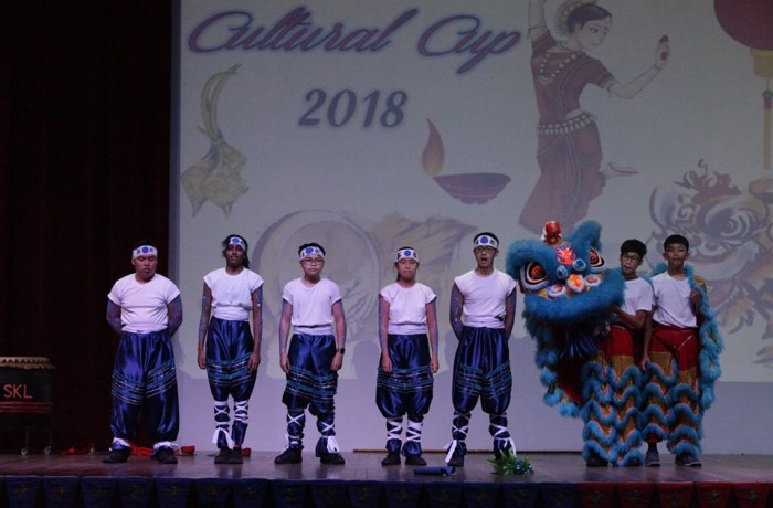 2018 Secondary Cultural Cup