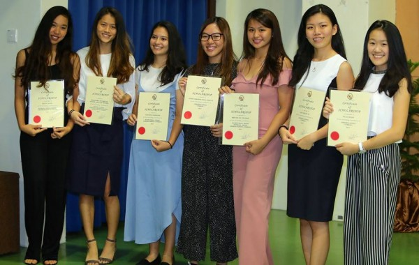 2018 Secondary Annual Speech & Prize-Giving Day
