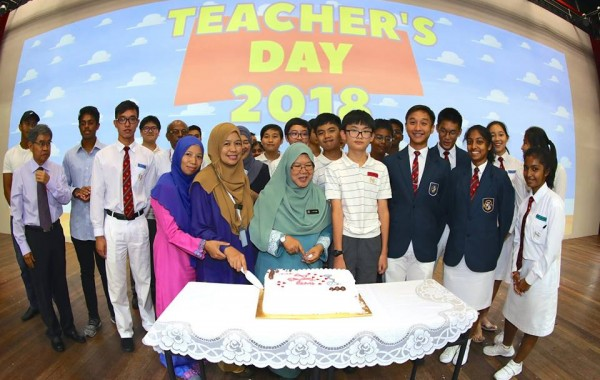 2018 Secondary Teachers' Day