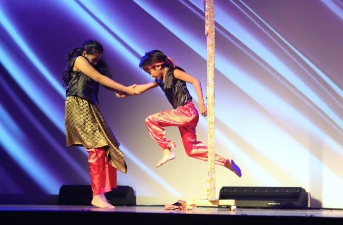 2018 Primary Charity Dance Drama