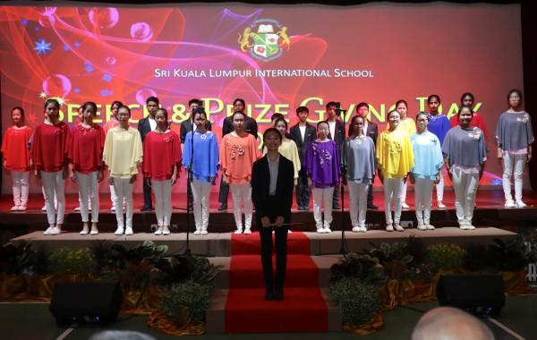 2019 Secondary Speech Day