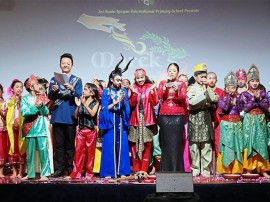 Primary school's dance drama to benefit the needy