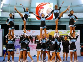 Sri KL teams win the Asia Cheerleading Invitational Championships 2016!