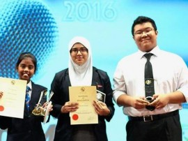 Trio talk their way to the top