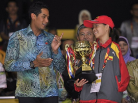 Khairy pays tribute to para-athletes