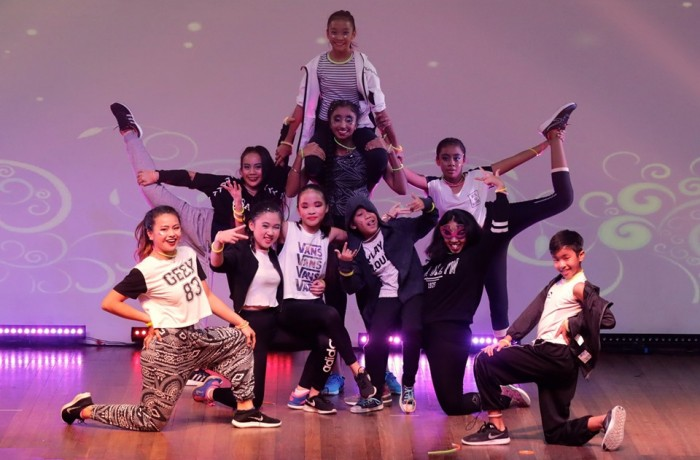 2019 Primary Dance Showcase
