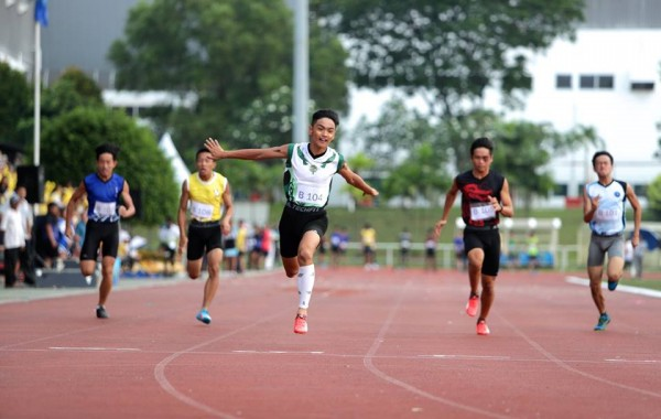 2019 Secondary Sports Day