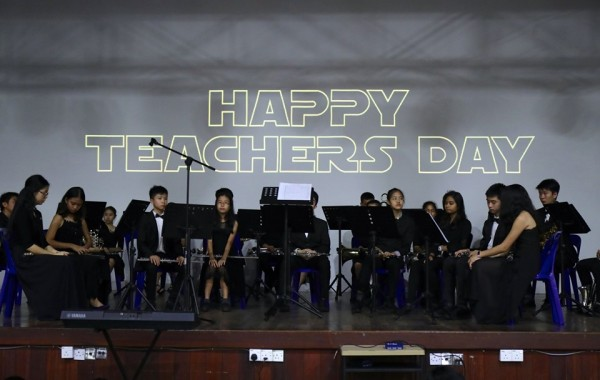 2019 Secondary Teachers' Day