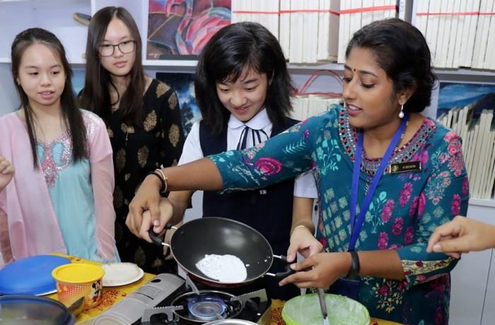 2019 Secondary Okazaki JHS Visits Sri KL